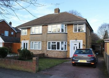 Thumbnail 3 bed semi-detached house for sale in Lyndhurst Avenue, Rainham, Kent