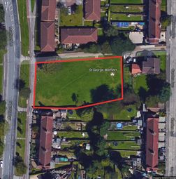 Thumbnail Land for sale in 0.46 Acre Development Site, Marfleet Lane, Hull
