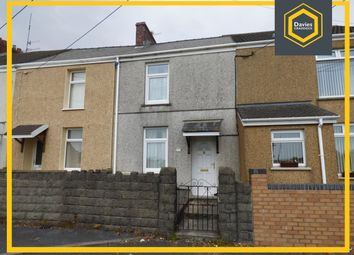 Thumbnail 1 bed terraced house for sale in Trostre Road, Llanelli, Llanelli