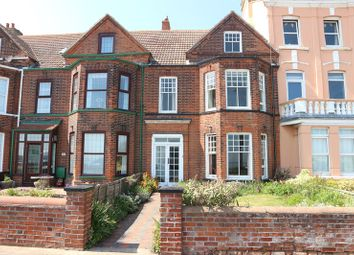 Thumbnail 6 bed terraced house for sale in The Gables, Marine Parade, Harwich