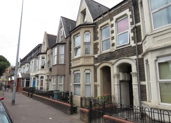 Thumbnail 1 bed property to rent in Clare Street, Cardiff