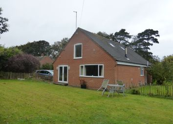 Thumbnail 4 bed bungalow for sale in Dixon Road, North Walsham