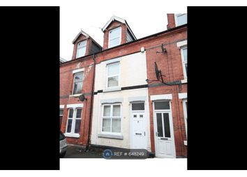 Thumbnail 3 bed terraced house to rent in Kentwood Road, Nottingham