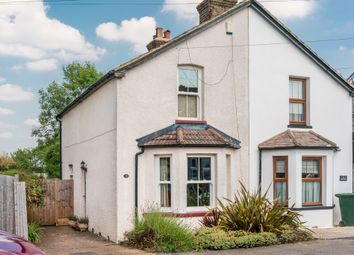 Thumbnail 2 bed semi-detached house for sale in Elm Road, Warlingham