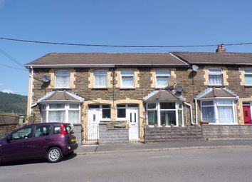 Thumbnail 3 bed property to rent in 34 Caradoc Street, Cwmcarn, Crosskeys