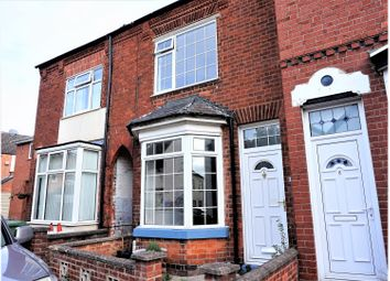 Thumbnail 2 bedroom terraced house for sale in Cornwall St, Enderby