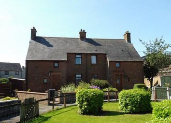 Thumbnail 3 bed semi-detached house for sale in 28 Addison Place, Annan, Dumfries & Galloway
