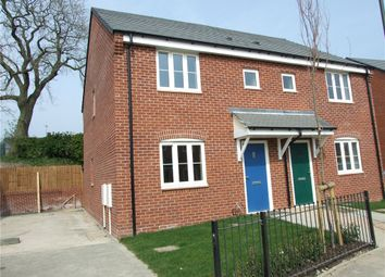 3 bed semi-detached house for sale in Mill Farm Drive, Tibshelf, Alfreton DE55