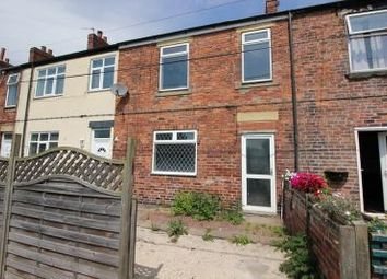 Thumbnail 3 bed terraced house for sale in Long Row, Sharlston