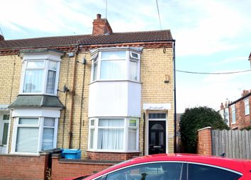 Thumbnail 2 bed end terrace house to rent in Brecon Street, Hull, East Riding Of Yorkshire