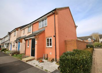 Thumbnail 2 bedroom end terrace house for sale in Cotton Road, Portsmouth