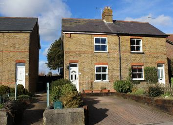 Thumbnail 2 bed semi-detached house for sale in Bond Street, Englefield Green, Egham