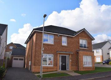 Thumbnail 4 bedroom detached house for sale in Mossbeath Grove, Uddingston, Glasgow
