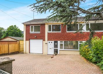 Thumbnail 5 bed semi-detached house for sale in Western Road, Crowborough