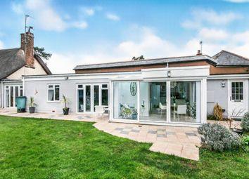 Thumbnail 4 bed semi-detached bungalow for sale in Clapper Brook Lane, Alphington, Exeter