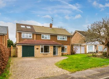 Thumbnail 4 bed detached house for sale in Orchard Drive, Edenbridge, Kent