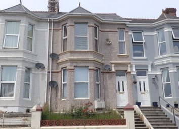 Thumbnail 2 bed flat to rent in Beaumont Road, Plymouth, Devon