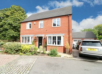 Thumbnail 5 bedroom detached house for sale in Damson Grove, Solihull