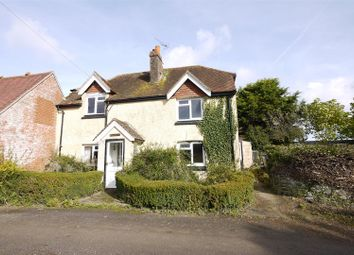Thumbnail 3 bed semi-detached house for sale in Flexcombe Lane, Flexcombe, Liss