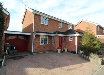 4 bed detached house for sale in Locksley Close, Ashby-De-La-Zouch LE65