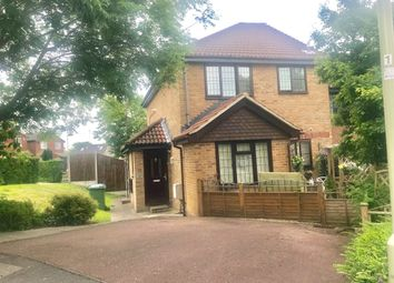 Thumbnail 1 bed end terrace house for sale in Harlequin Grove, Fareham