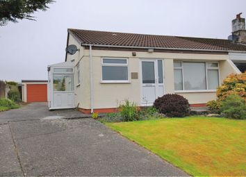 Thumbnail 2 bed bungalow for sale in Bowness Crescent, Onchan, Isle Of Man