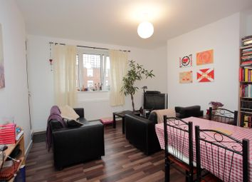 Thumbnail 4 bed flat to rent in Canrobert Street, London