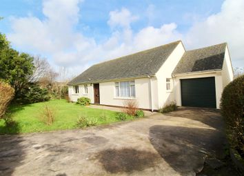 Thumbnail 3 bed detached bungalow for sale in Pellor Fields, Breage, Helston