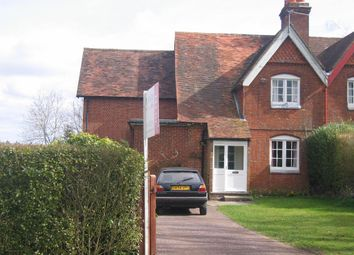 Thumbnail 3 bed semi-detached house to rent in West Woodhay, Newbury, Berkshire