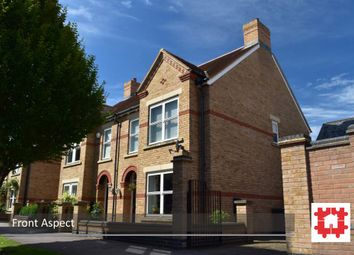 Thumbnail 3 bed semi-detached house for sale in Bronte Avenue, Stotfold, Herts