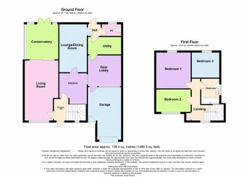Thumbnail 3 bed detached house for sale in Lonsdale Road, Stamford