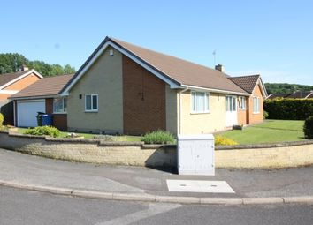 Thumbnail 2 bed detached bungalow for sale in Sparken Close, Worksop