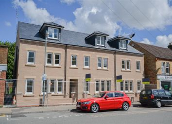 Thumbnail 4 bedroom end terrace house for sale in High Street, Peterborough