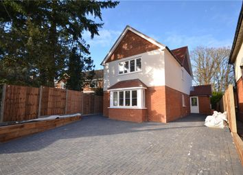 Thumbnail 3 bedroom detached house for sale in Mill Lane, Yateley, Hampshire