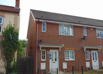 Thumbnail 3 bed end terrace house for sale in Chaucer Street, Northampton