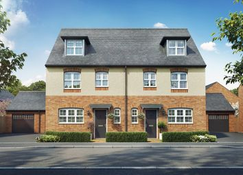 "4 bed semi-detached house for sale in ""The Leicester  "" at ""The Leicester "" At Oakington Road, Cottenham, Cambridge CB24"