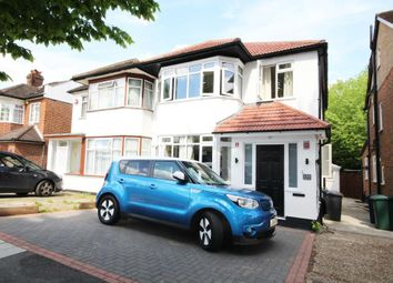3 bed semi-detached house for sale in St Margarets Road, Edgware, Middlesex HA8