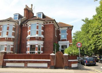 Thumbnail 3 bedroom end terrace house for sale in Waverley Road, Southsea