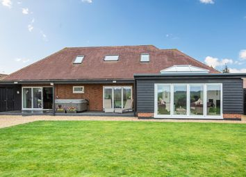 Thumbnail 4 bed detached bungalow for sale in Ashfield Road, Elmswell, Bury St. Edmunds