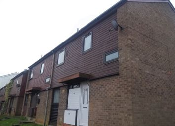 Thumbnail 3 bedroom terraced house to rent in 40 Far Meadow Court, Thorplands, Northampton