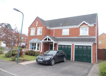 Thumbnail 4 bed property for sale in Napoleon Drive, Bicton Heath, Shrewsbury