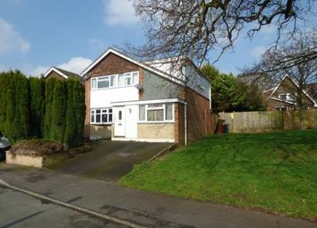 Thumbnail 4 bed detached house for sale in Rambleford Way, Stafford