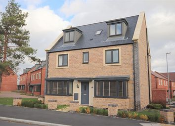 Thumbnail 5 bed detached house for sale in Kent Road South, Marina Gardens, Northampton