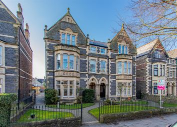 2 bed flat for sale in Cathedral Road, Pontcanna, Cardiff CF11