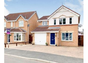 Caddon Avenue, South Elmsall, Pontefract WF9. 4 bed detached house