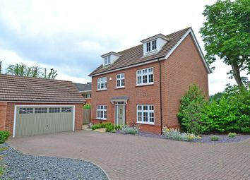 Thumbnail 5 bedroom detached house for sale in Barnard Close, Rubery, Birmingham