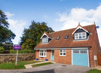 Thumbnail 4 bed detached house for sale in The Orchards, Ackworth, Pontefract