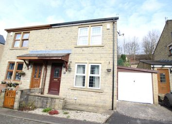 Thumbnail 3 bed semi-detached house for sale in Wilson Close, Todmorden