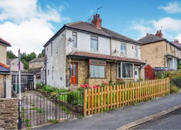Thumbnail 3 bed semi-detached house for sale in Bolton Lane, Bradford