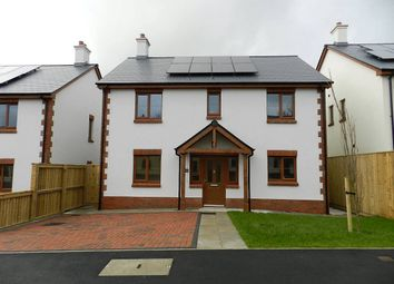 Thumbnail 4 bed detached house for sale in Plot 44, The Picton, Ashford Park, Crundale
